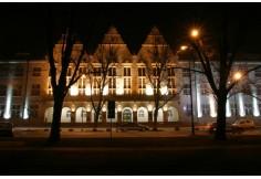 Obraz Politechnika Wrocławska Wrocław Dolnośląskie